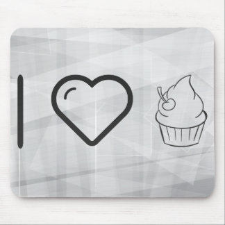 Cool Icing Cupcakes Mouse Pad