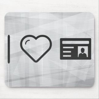 Cool Id Mouse Pad