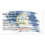 Cool Idahoan flag design Business Card Templates