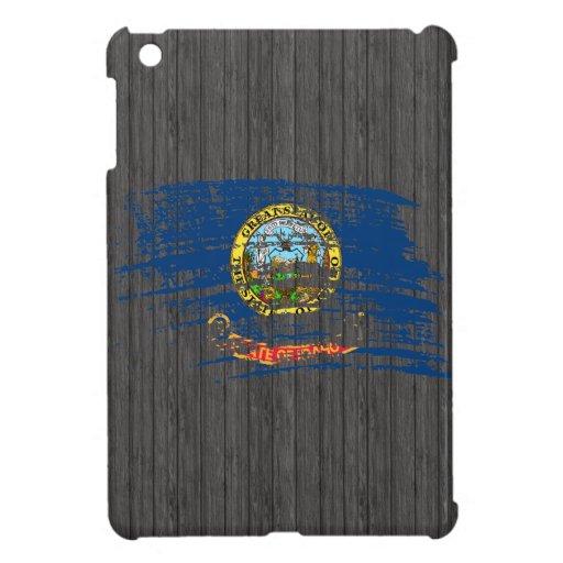 Cool Idahoan flag design Case For The iPad Mini