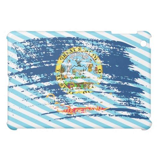 Cool Idahoan flag design Cover For The iPad Mini