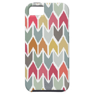 cool ikat chevron iPhone SE/5/5s case