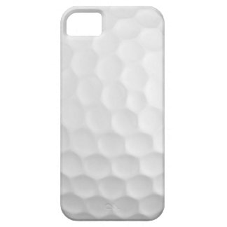 Cool Image Of White Golf Ball Dimples Pattern iPhone SE/5/5s Case