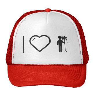 Cool Injury Trucker Hat