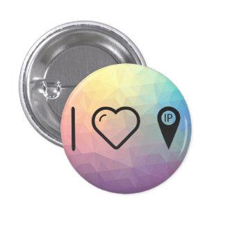 Cool Ip Locator 1 Inch Round Button