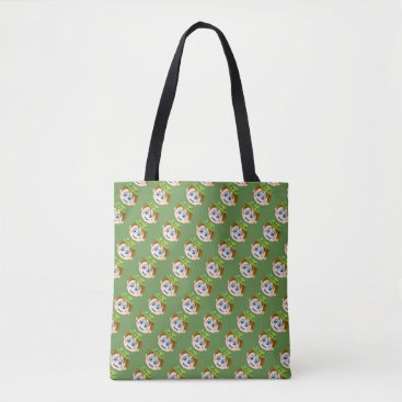 Beach Themed Cool Irish Face Graphic Bag For Shopping