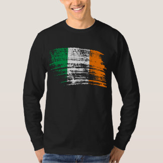 Cool Irish flag design T-Shirt