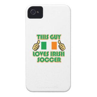 cool Irish soccer fan DESIGNS iPhone 4 Cover