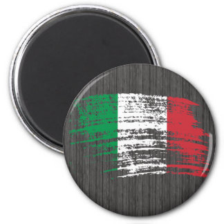 Cool Italian flag design Magnet