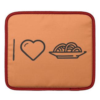 Cool Italian Food Sleeve For iPads