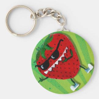 Cool Jack : Cute Strawberry Key Chains