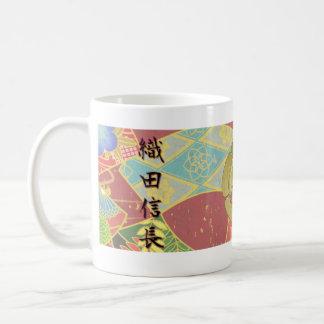 COOL JAPAN SAMURAI KAMON KANJI TENKAFUBU! MUG
