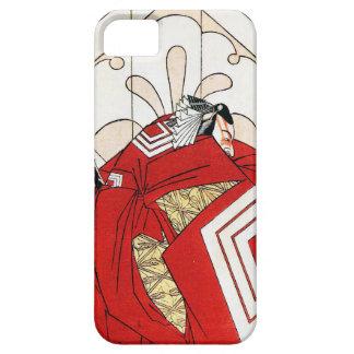 Cool japanese legendary hero samurai warrior art iPhone 5 covers