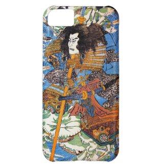 Cool japanese Legendary Samurai Sanin Warrior art Cover For iPhone 5C