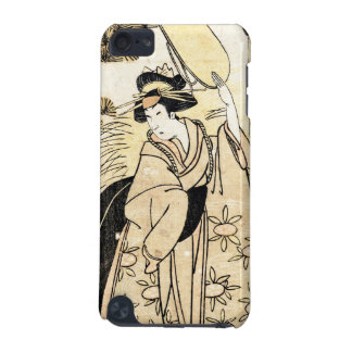Cool japanese old vintage ukiy-o geisha tattoo iPod touch 5G cases