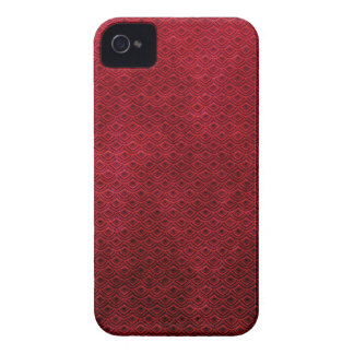 Cool japanese oriental cherry red fish scale Case-Mate iPhone 4 cases