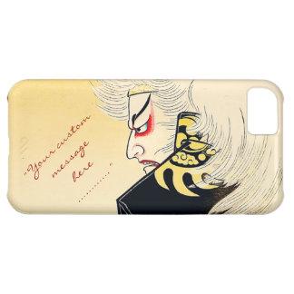 Cool Japanese Oriental Kagamijishi tattoo Case For iPhone 5C
