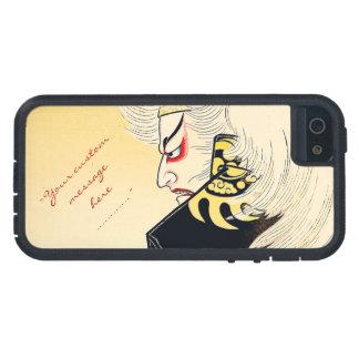Cool Japanese Oriental Kagamijishi tattoo iPhone 5 Cases