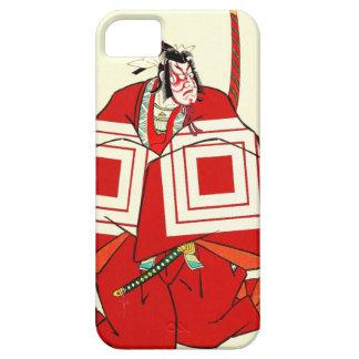 Cool japanese Shibaraku legendary samurai warrior iPhone 5 Case
