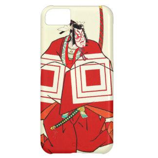 Cool japanese Shibaraku legendary samurai warrior Case For iPhone 5C