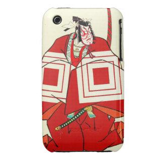 Cool japanese Shibaraku legendary samurai warrior iPhone 3 Case
