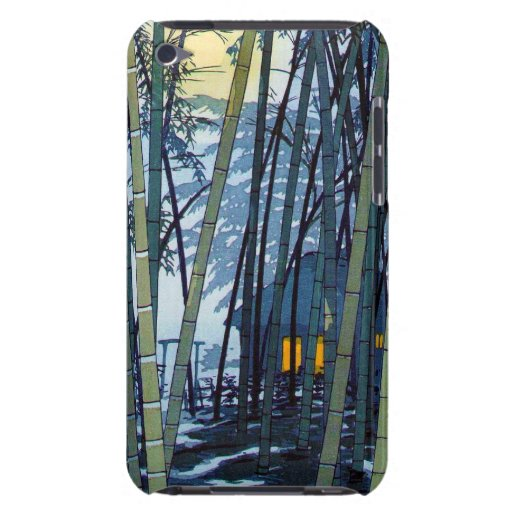 Cool japanese Shiro Kasamatsu Bamboo Early Summer iPod Touch Cases