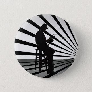 Cool Jazz 2 Pinback Button