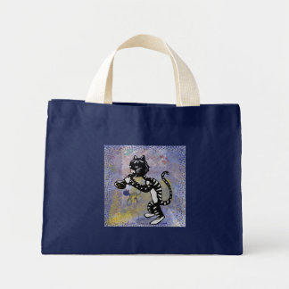 Cool Jazz Alley Cat Bag