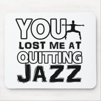 Cool Jazz dance designs Mouse Pad