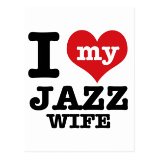 Cool Jazz dance designs Postcard
