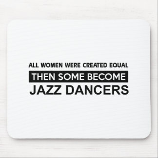 Cool Jazz Dancing designs Mouse Pad