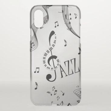 Cool Jazz iPhone XS Case