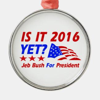 Cool Jeb Bush designs Ornaments