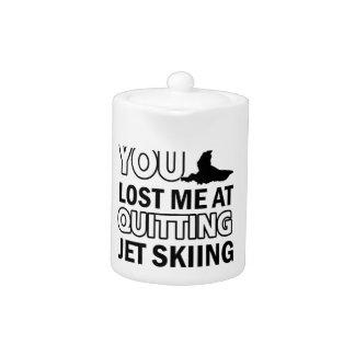 Cool jet skiing designs