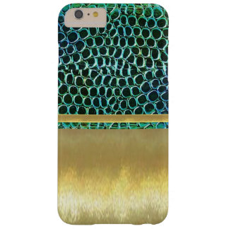 Cool Jewel Pattern Metallic Gold iPhone 6ld Case Barely There iPhone 6 Plus Case