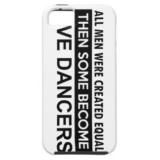 Cool Jive dancing designs iPhone SE/5/5s Case