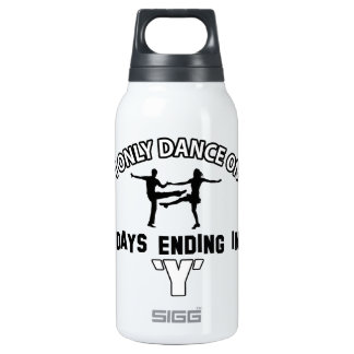 Cool jive designs insulated water bottle