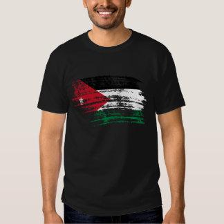 Cool Jordanian flag design T-Shirt