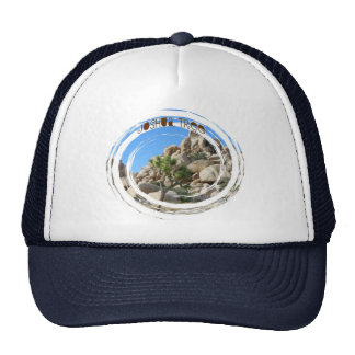 Cool Joshua Tree Hat! Trucker Hat
