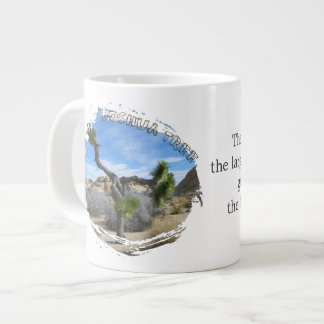 Cool Joshua Tree Jumbo Mug! Large Coffee Mug