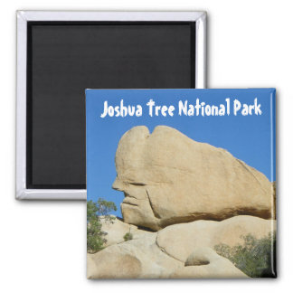 Cool Joshua Tree Park Magnet! 2 Inch Square Magnet