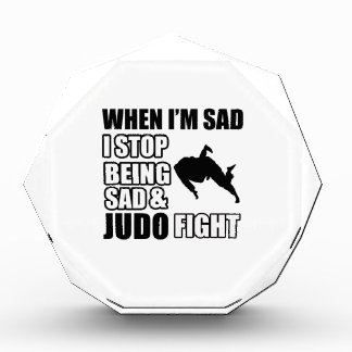 Cool judo designs awards