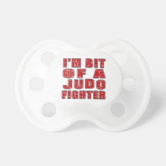 Cool Judo Designs BooginHead Pacifier