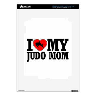 cool Judo  mom designs Decals For iPad 3
