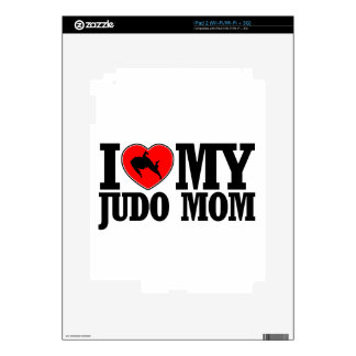 cool Judo  mom designs Skin For The iPad 2