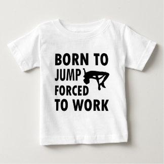 Cool Jump high Designs Baby T-Shirt