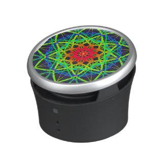 Cool Kaleidoscope Pattern Bumpster Speaker