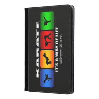 Cool Karate It Is A Way Of Life iPad Air Case