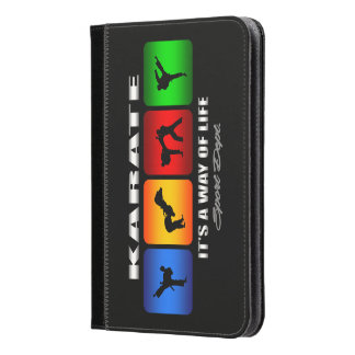 Cool Karate It Is A Way Of Life iPad Mini Case