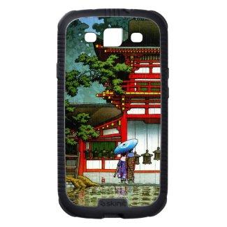 Cool Kasuga Shrine Nara Hasui Kawase shin hanga Galaxy S3 Covers